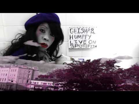 Geisha Davis - Humpty Dumpty ''Live on Spotify Countdown 7 days to go''