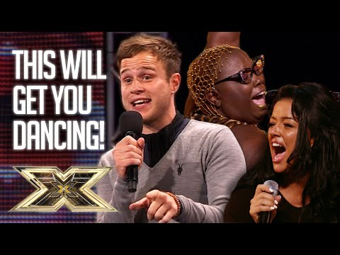 BUST A MOVE! Showstoppers that made us DANCE! | The X Factor UK