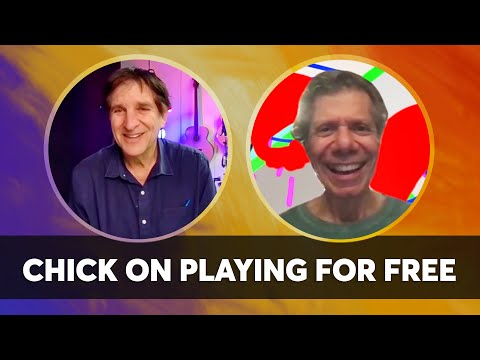 Chick On Playing For Free