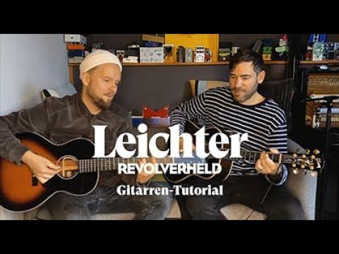 """Revolverheld -  """"Leichter"""" Gitarren-Tutorial"""
