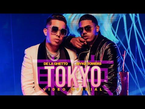 De La Ghetto, Myke Towers -TOKYO (Official Video)