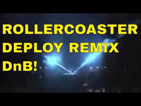 DJ Rap 'Rollercoaster Deploy Remix' Out NOW!