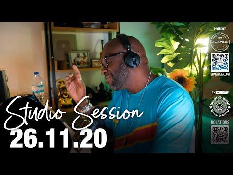 Studio Session 26.11.20