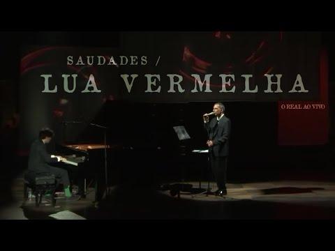 Saudades / Lua Vermelha - Arnaldo Antunes [O Real Ao Vivo]