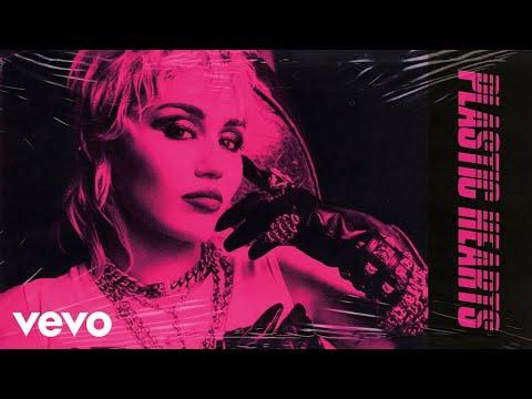 Miley Cyrus - Bad Karma (Audio) ft. Joan Jett