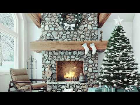 Brett Eldredge - Baby, It's Cold Outside feat. Meghan Trainor (Yule Log)