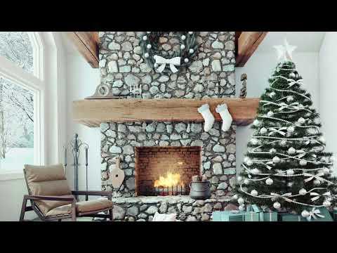 Brett Eldredge - Silent Night (Yule Log)