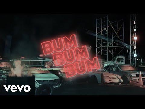 Banda El Recodo De Cruz Lizárraga - Bum Bum Bum (LETRA)