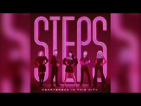 Steps - Heartbreak in This City (Official Audio)