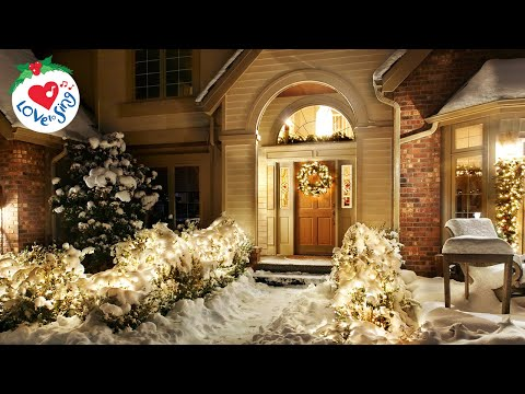 Christmas Songs 2020 🎄 Best Christmas Music Playlist with Snow 24/7 ⭐ Merry Christmas