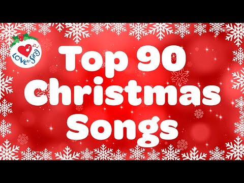 Best Christmas Songs Playlist 🎄 Top 90 Christmas Songs 🌟 Christmas Love to Sing 🎅 2020