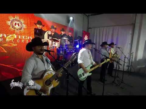 La Furia Del Bravo En Vivo Concierto Virtual -Azteca Records En Vivo