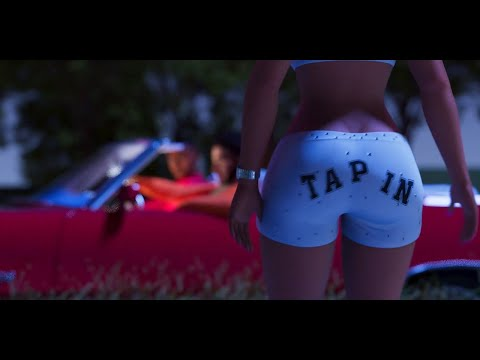 Saweetie - Tap In (feat. Post Malone, DaBaby & Jack Harlow) [Official Animated Video]
