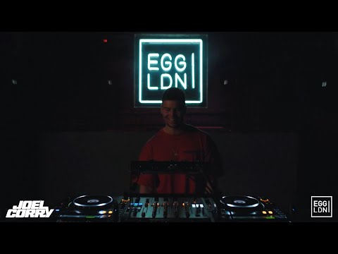 Joel Corry - Live @ Egg, London #livestream