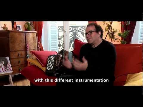 VIVALDI by Richard Galliano (Trailer, English subtitles)