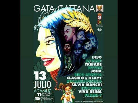 Vídeo Promo Amateur II FESTIVAL GATA CATTANA - 13 julio Adamuz-Córdoba