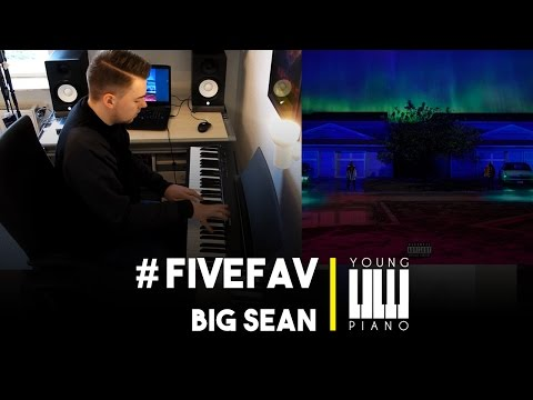 Big Sean - I Decided. | Cover by Young Piano | #FiveFav