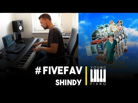 Shindy - DREAMS | Cover by Young Piano | #FiveFav