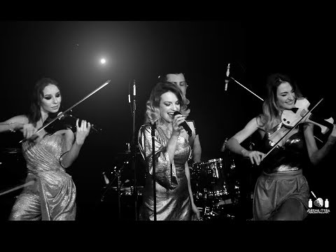 Mad About You (Hooverphonic cover) - Amadeus Quartet & The Band / live performance
