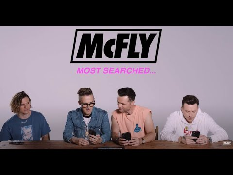McFly Most Searched