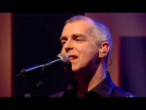 Pet Shop Boys - Home and Dry on The Jonathan Ross Show 22/03/2002