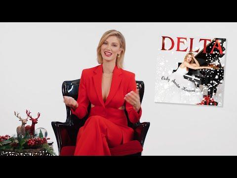 Delta Goodrem - Only Santa Knows (Album Track By Track)