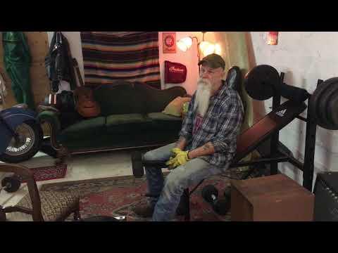 Steve talks about  - 'Blues In Mono'