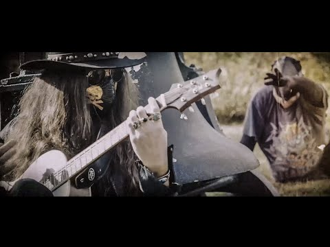 """""""Black Crow's Eyes"""" OFFICIAL MUSIC VIDEO - The Cash Collective Feat. Justin Johnson"""