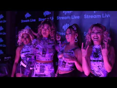 CHANEL WEST COAST: BEHIND THE SCENES STREAMLIVE PERFORMANCE