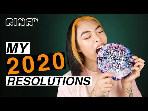 🧡I WON AN AWARD?! My NEW YEARS RESOLUTIONS for 2020 (and a 2019 REVIEW) | Rina Sawayama (RINA TV)