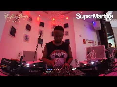 Shimza live at Cafe Del Mar Ibiza 2018