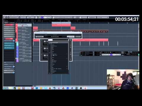 Virtual Riot makes a dubstep drop in 10 minutes