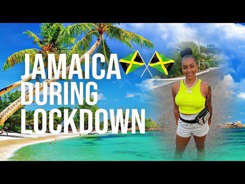 Vlog #18 | WE WENT JAMAICA DURING LOCKDOWN | 2 Week Vacation?!