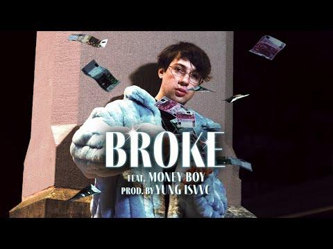 LGoony - Broke (feat. Money Boy) prod. Yung Isvvc