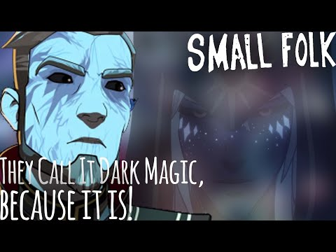 ORIGINAL DRAGON PRINCE FAN SONG - They Call It Dark Magic, Because It Is!