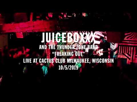 """JUICEBOXXX """"FREAKING OUT"""" (LIVE CACTUS CLUB 2019)"""