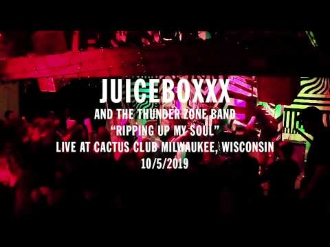 """JUICEBOXXX """"RIPPING UP MY SOUL"""" (LIVE CACTUS CLUB 2019)"""