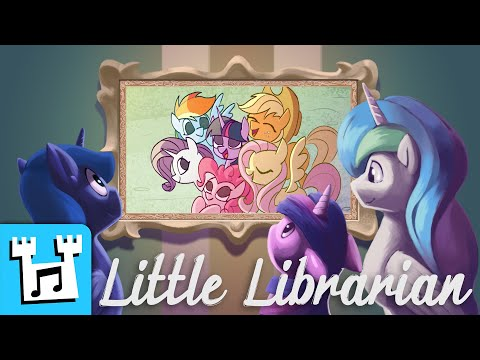 4everfreebrony - Little Librarian (Don McLean ponified)