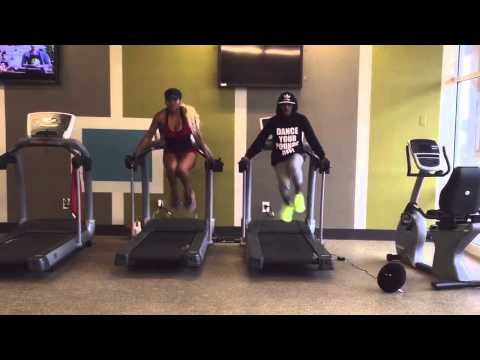 WTF Missy Elliot Official Workout Dance routine