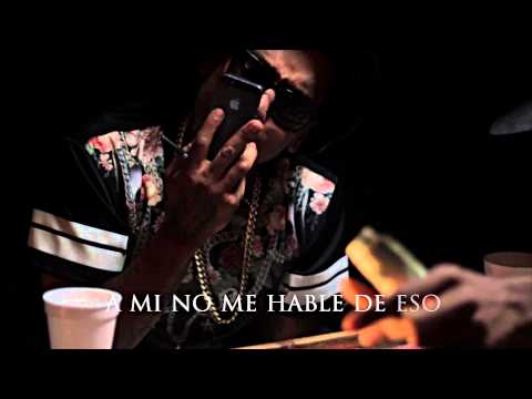Black Jonas Point - No Me Hable De Eso - Video Lyric Oficial