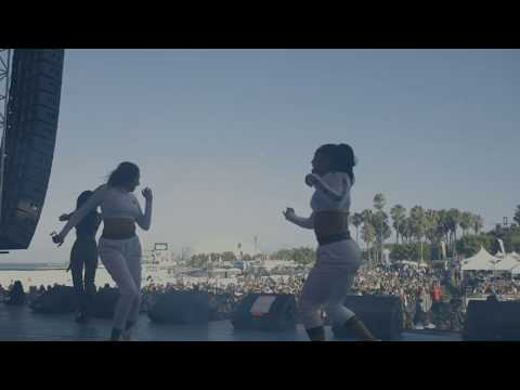 Malu Trevejo Performance at Dale Fuego Music Festival