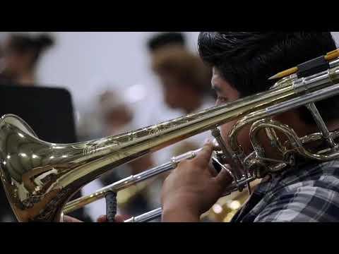 Hammertime25 Orchestra rehearsals