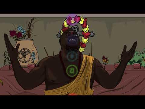 Killah Priest - Saffron (Official Video)