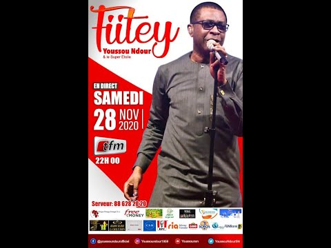 Youssou Ndour - Live - Direct Fiitey du 28 Novembre 2020