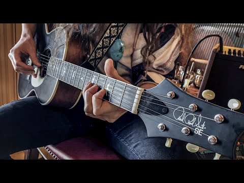WHILE MY GUITAR GENTLY WEEPS - Fingerstyle Guitar with TABS - Beatles Cover