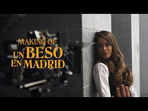Making Of: ' Un Beso en Madrid ' | TINI, Alejandro Sanz