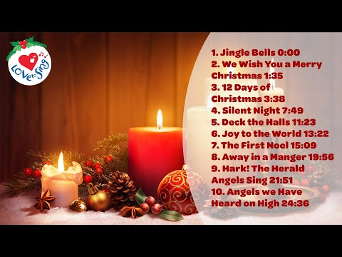 🎄Best Christmas Songs & Carols Playlist 🕯️ Merry Christmas 2020 🎁