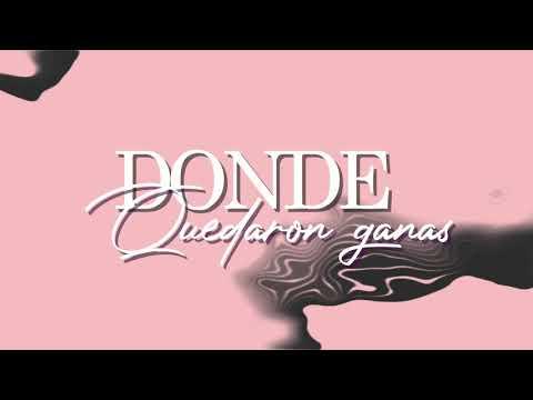 Nicole Padilla - Ganas (Lyric Video)