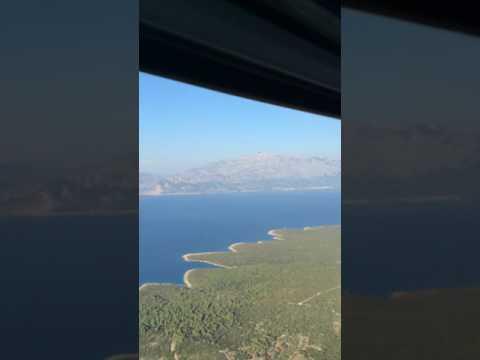 Flying over Croatia 🇭🇷 Split