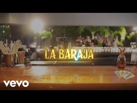 Banda Los Recoditos - La Baraja (LETRA)